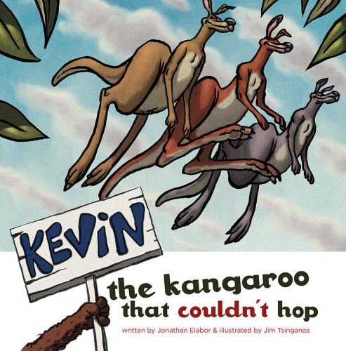 children's book about diversity kevin the kangaroo that couldn't hop