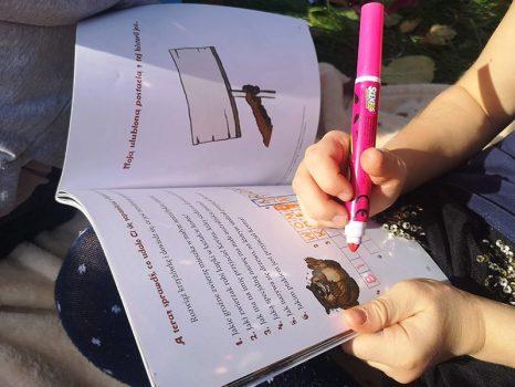 kevin-the-kangaroo-book-girl-crossword